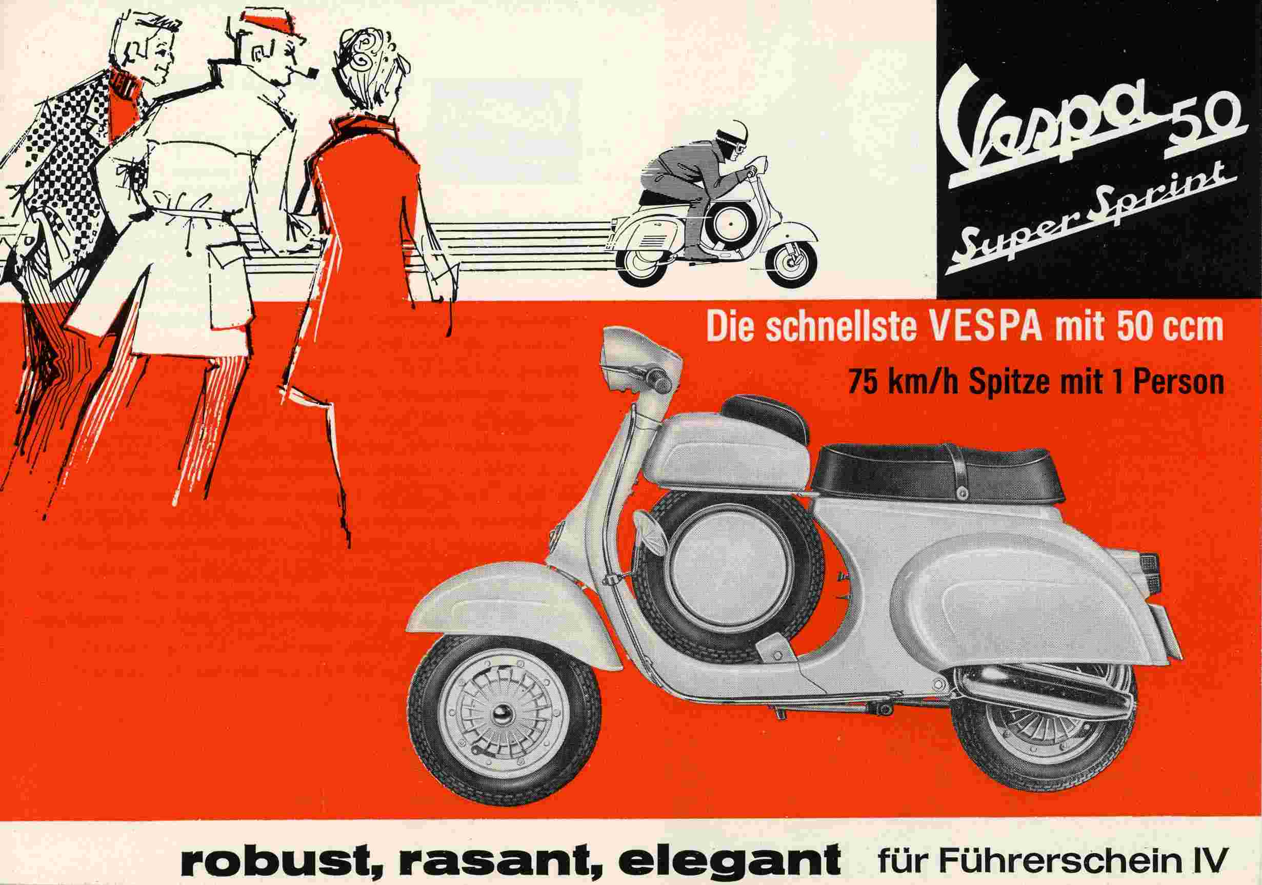 vespa ss 50 ersatzradhalter vespa v50 primavera et3. Black Bedroom Furniture Sets. Home Design Ideas