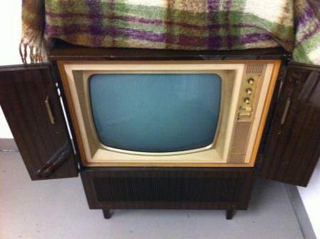 Antike Fernseher